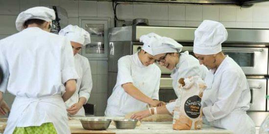 Arranca el primer proyecto social de cocina vegetariana y vegana en España