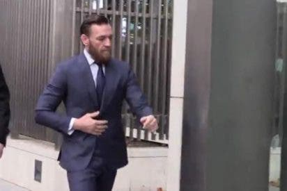 Conor McGregor de nuevo en el juzgado por una pelea en un bar