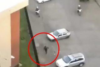 Vídeo viral: Chileno ejecuta la huida perfecta ante la persecución de 7 motos de policías