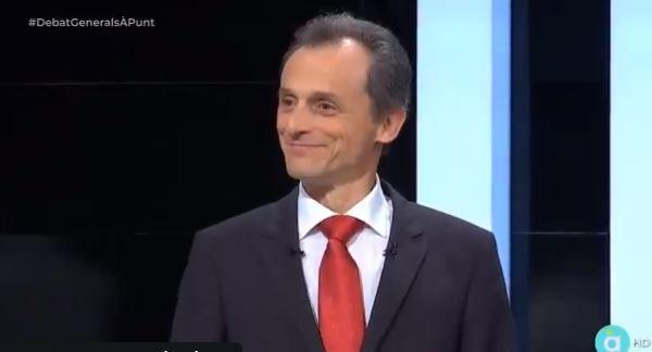 Pedro Duque, vacilado 'en el espacio': el mejor chiste sobre las limitaciones del ministro con un iPad