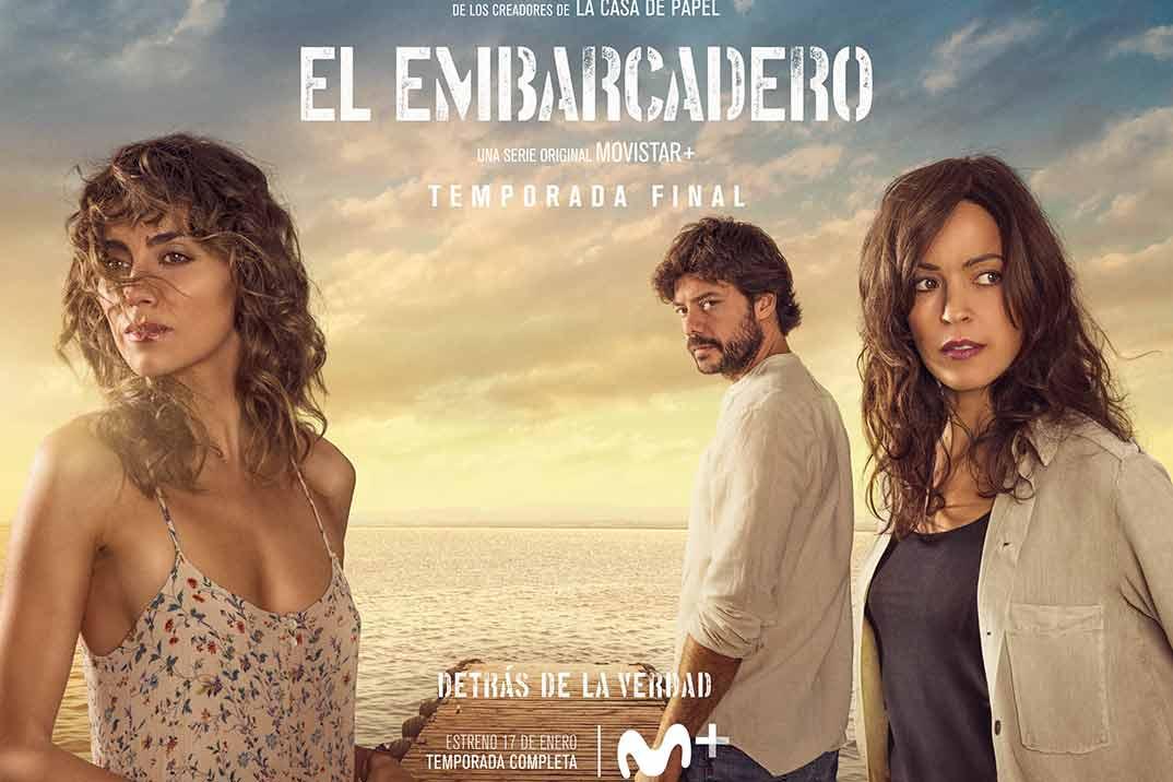 El Embarcadero - Segunda Temporada © Movistar+