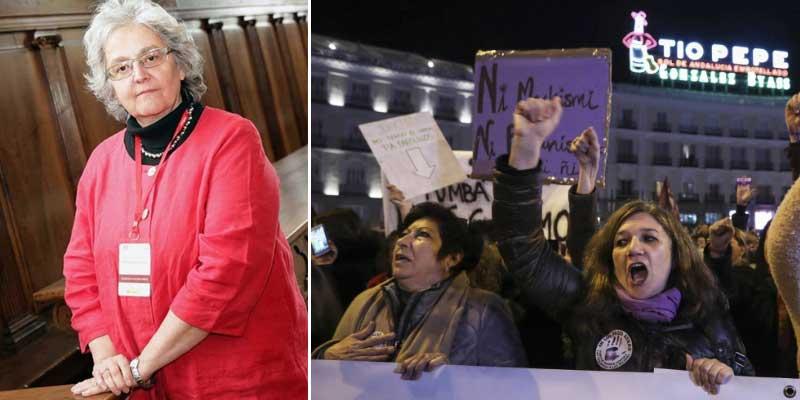 """El País de Gallego-Díaz pierde la cabeza: asegura que """"la heterosexualidad es peligrosa"""" y anima a las """"mujeres a tener una pistola"""""""