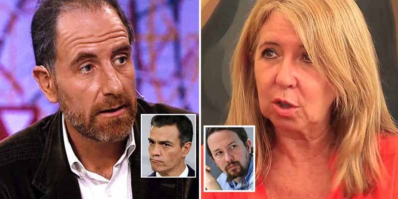 Pelea encarnizada entre PSOE y Podemos moviendo sus hilos en las cloacas de RTVE para conseguir todo el poder