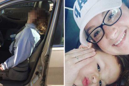 Esta madre que se convirtió en el símbolo viral de la crisis de la heroína reaparece limpia tres años después