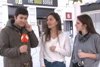 Así fue el épico 'zasca' de la votante de VOX del vídeo viral 'Hostia Lucía' a uno de los colaboradores de 'Espejo Público'