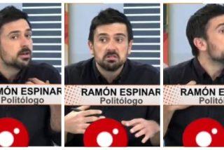 """EN DIRECTO El Quilombo / El 'karma' de Ramón Espinar: cuando decía que VOX era """"un partidito decadente al que no vota nadie"""""""