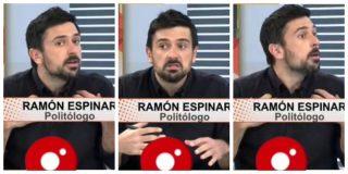 El Quilombo / El 'karma' de Ramón Espinar: cuando decía que VOX era