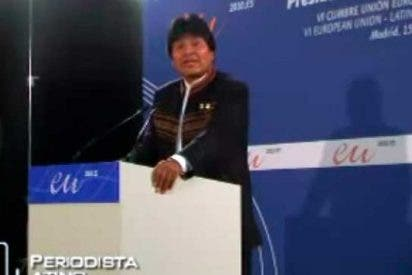 La abrupta caída de Evo Morales