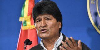 """Evo Morales: """"Para el sistema capitalista norteamericano los viejos son una carga"""""""