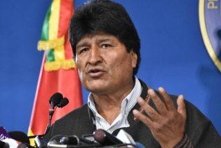 """Evo Morales obligado a convocar nuevas elecciones en Bolivia tars ser pillado con """"el carrito de los helados"""""""