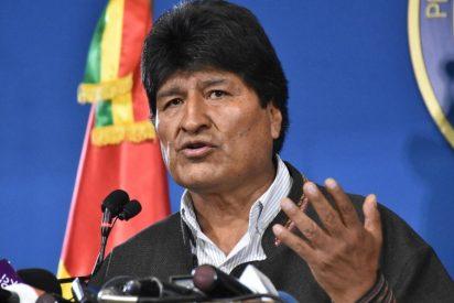 """El fraudulento Evo Morales apela a la lástima online para lograr un indulto: """"Los golpistas asaltaron mi casa y la de mi hermana"""""""