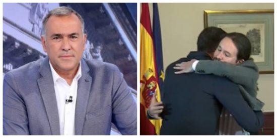 """'El Lechero' Fortes babea con el Frente Popular que se viene: """"El pacto del abrazo forma parte ya de la historia y los libros de texto"""""""