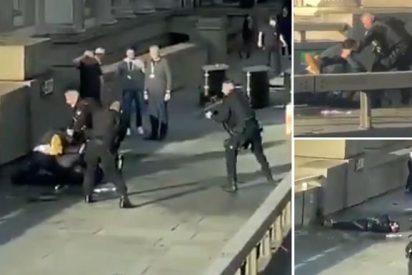 El hombre que mató a dos personas a cuchilladas en el Puente de Londres llevaba un chaleco explosivo falso
