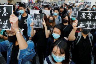 Un estudiante muere en las protestas contra la dictadura comunista en Hong Kong