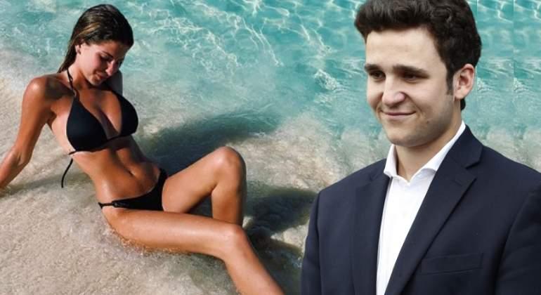 La novia de Froilán, Mar Torres está muy buena y presume de ello en las redes - Periodista Digital