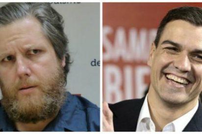 """David Gistau retrata a base de bien a 'cum fraude Sánchez' y su chulería sobre Puigdemont: """"Ahora pone los huevos sobre la mesa para acreditar su propia promesa de cazar al prófugo"""""""
