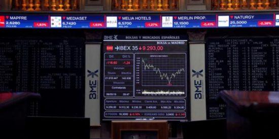 Primeras consecuencias tras conocerse el nefasto acuerdo para España entre PSOE y Unidas Podemos: El Ibex 35 entra en pérdidas