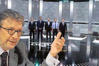 """Ignacio Camacho apalea a los cinco candidatos por un mal debate: """"Son populistas de todos los partidos que solo buscan el voto de los tontos"""""""