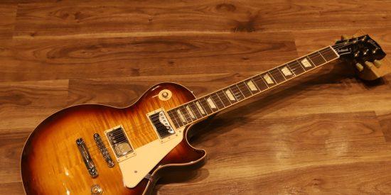 Cuando toques con una Gibson Les Paul Traditional; ¡no vas a querer otra guitarra!