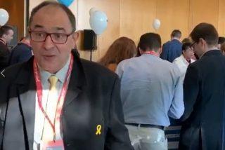 El Rey Felipe reacciona a la provocación de un independentista: le ridiculiza en público arruinando su minuto de gloria