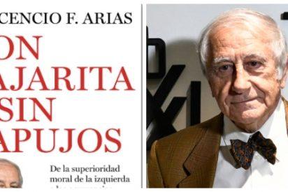 """Inocencio Arias: """"Me deja perplejo escuchar de adultos bien formados decir que no se puede comparar el caso Gürtel pepero con los ERE sociatas"""""""