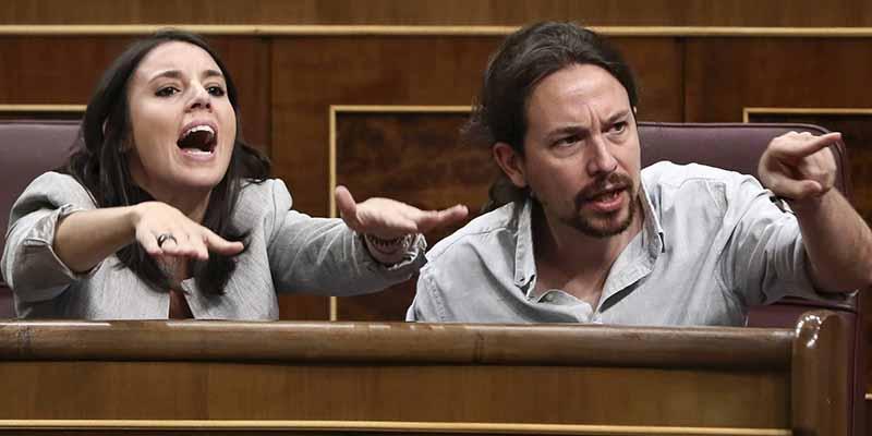 """Iglesias e Irene Montero estaban más que avisados: """"Si seguís así, el 'caso escolta' terminará en los periódicos"""""""