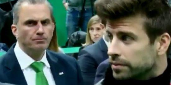 """La opinión de Ortega-Smith sobre Piqué: """"Un jugador que ha despreciado a España y a los españoles no me gusta nada"""""""