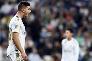 Zidane deja fuera a Jovic y recupera a Vinicius para el partido contra el Eibar