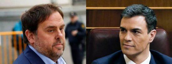 Junqueras será candidato a la Generalitat de Cataluña este 2020...si Torra no le revienta a Sánchez su plan con los golpistas de ERC