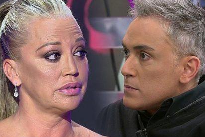 "Momento histórico: Kiko Hernández destroza a Belén Esteban y pide que vaya a un ""especialista"""