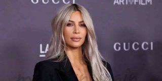 Kim Kardashian olvida el chándal y lo da todo en el gimnasio con un diminuto bikini atigrado