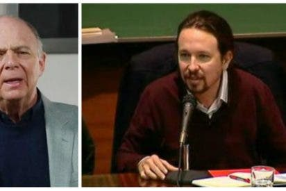 El historiador mexicano Enrique Krauze desenmascara la gran mentira de Podemos y deja a Pablo Iglesias completamente en bolas