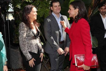 Reina Letizia - Premios Princesa Girona 2019 © Casa S.M. El Rey