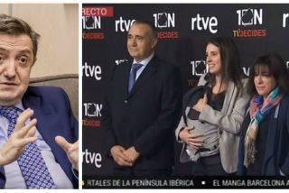 Losantos estalla ante la última utilización de un niño a manos de la podemita Montero a la que pone a la altura de Stalin y de los golpistas catalanes