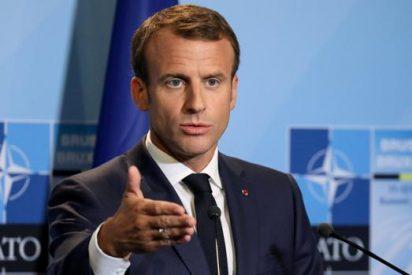 Emmanuel Macron reconoce 193 ensayos nucleares de Francia en Polinesia, pero no pide perdón