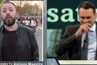 """Los 'chicos malos' de laSexta, Maestre y López, se ponen muy dignos ahora para atacar al """"machista"""" Ussía en defensa de Mendizabal"""