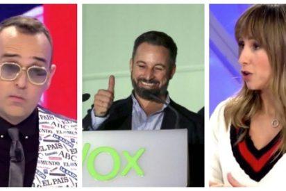"""El Quilombo / Mediaset ordena a Risto Mejide no llamar 'fascista' a VOX y parar los pies a la comunista Pardo de Vera: """"Hay que respetar a sus votantes"""""""
