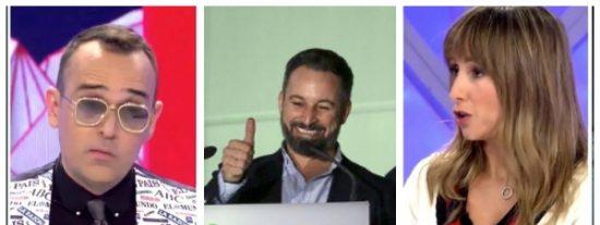 """EN DIRECTO El Quilombo / Mediaset ordena a Risto Mejide no llamar 'fascista' a VOX y parar los pies a la comunista Pardo de Vera: """"Hay que respetar a sus votantes"""""""