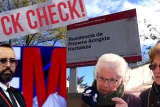 Vecinos de Hortaleza asolados por los MENAS denuncian que 'Todo es Mentira' se inventó un reportaje con vecinos 'fake'