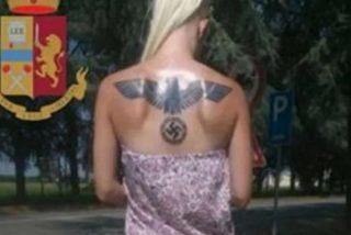 Así es Miss Hitler, la joven detenida en Italia tras crear un partido nazi