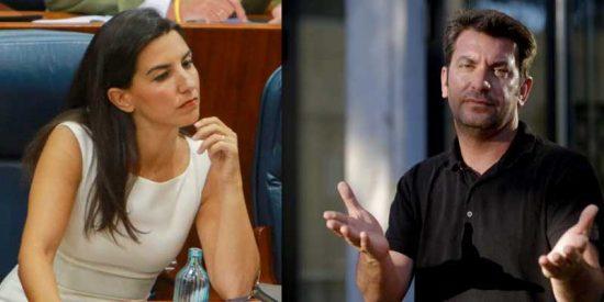 """Rocío Monasterio deja tiritando a Arturo Valls por demandarla con retardo: """"Evitaste el ITP, te desgravaste el coste de la obra y 'ahora caes' 15 años más tarde"""""""