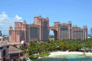 La paradisíaca Bahamas