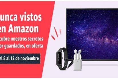 Chollos nunca vistos en Amazon
