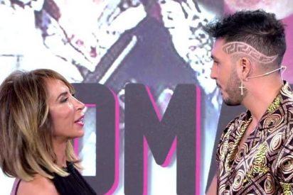 El momento más inquietante del año: ¿Qué hay realmente entre Omar Montes y María Patiño?