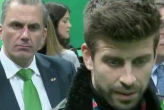 """Ortega Smith (VOX) pasa de Piqué en la Davis: """"¡Ha despreciado a España, no le he saludado ni hoy, ni ayer ni mañana!"""""""