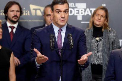 """¿Sabes por qué Sánchez no puede """"traer de vuelta a España"""" a Puigdemont como prometió en el debate a cinco?"""