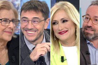 La 'puerta giratorio' de los políticos que pierden el poder y encuentran trabajo como tertulianos de televisión