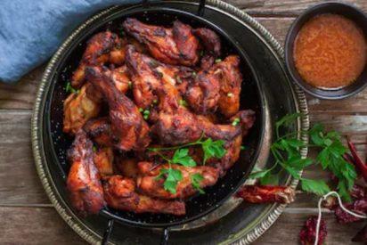 Pollo a la paprika