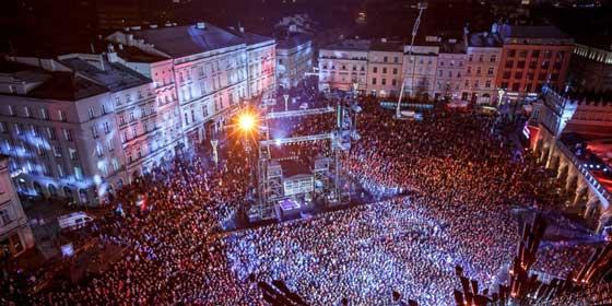 """Una """"Noche vieja"""" en Polonia"""