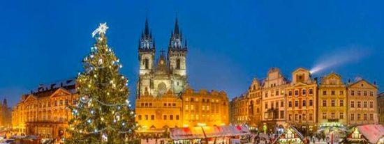 Praga y sus mercadillos navideños, los más bonitos del mundo